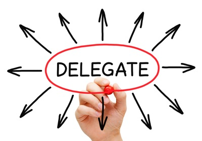 Don't Delegate and Forget
