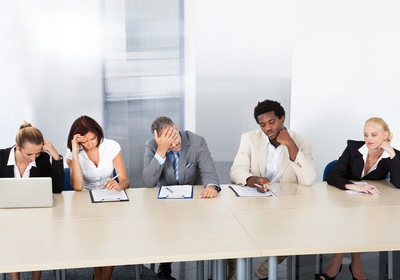 Nonprofit Board Members Are Frustrated