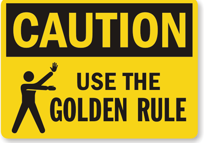 Hardy's Golden Rule for nonprofit leaders