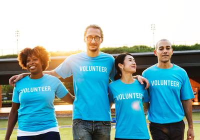 The value of volunteer development