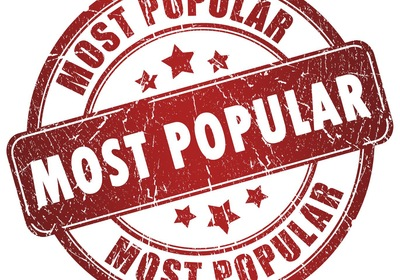 Articles You Selected as Most Popular