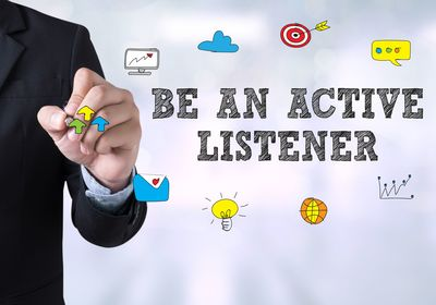 Be A Leader Who Listens